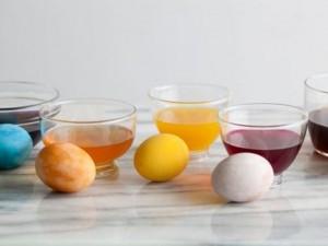 barvanje jajc