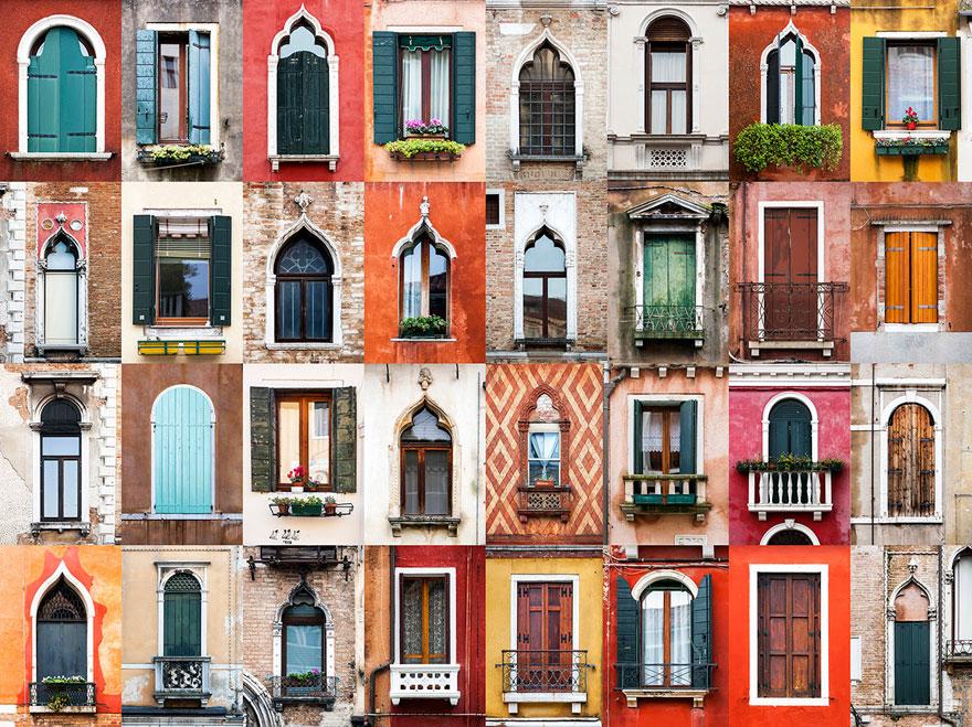 beneška okna