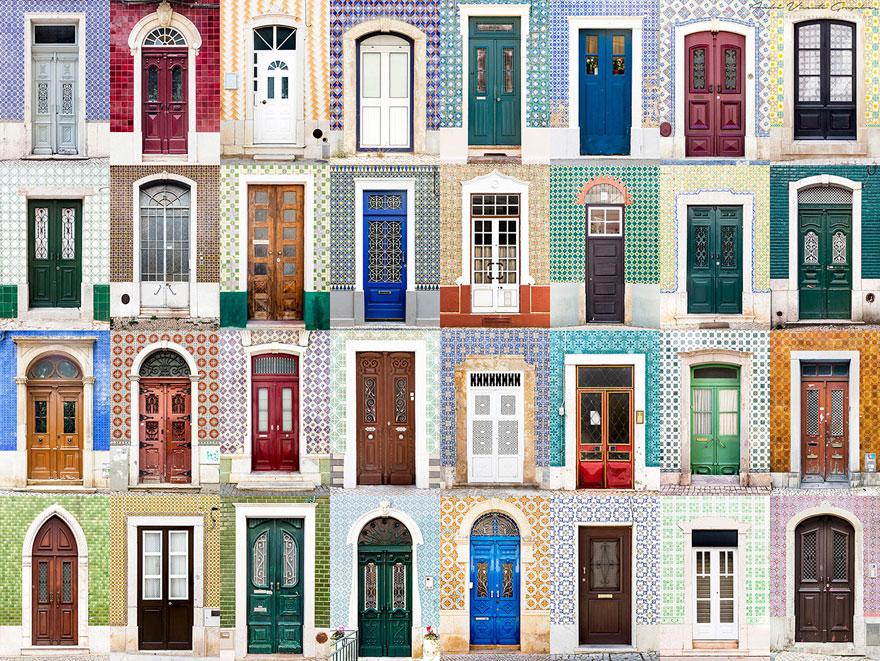 portugalska vrata