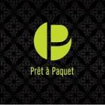 Pret a Paquet Posoda za prigrizke z etuijem zelena