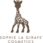 Sophie la girafe Organski šampon za lase in telo za dojenčke in otroke 200ml