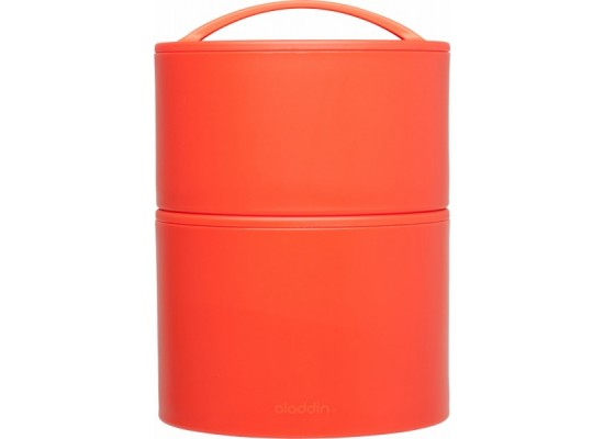 Termo posoda za hrano bento 0.95l tomato, rdeča