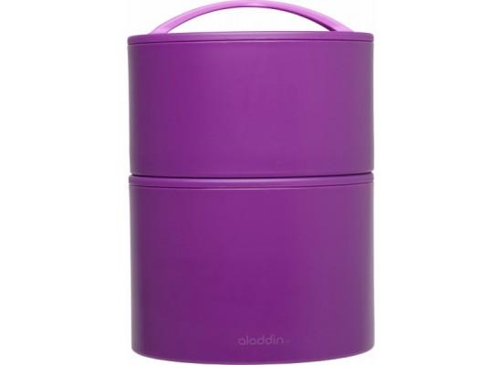 Termo posoda za hrano bento 0.95l berry, vijolična