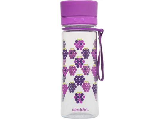 Steklenička aladdin aveo otroška 0.35l vijolična