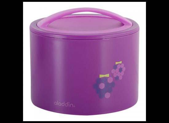 Otroška termo posoda za hrano bento 0.6l berry, vijolična