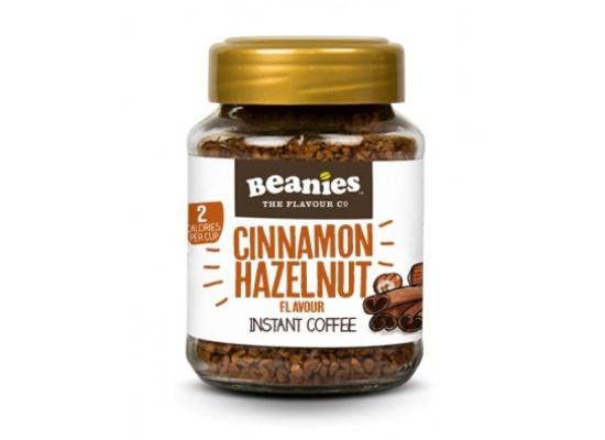 Razkošna kava - okus cimet in lešnik 50g