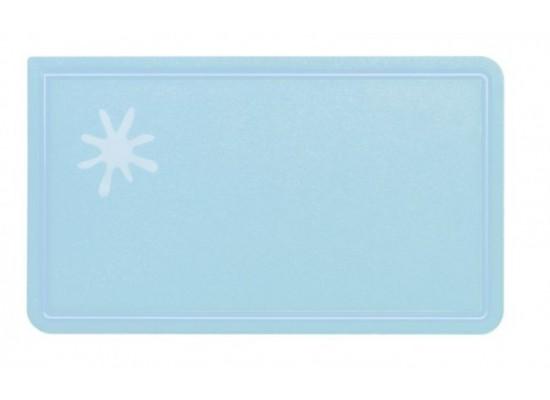 Eko velika rezalna deska pastelno modra