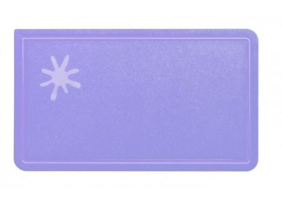 Eko velika rezalna deska pastelno vijolična
