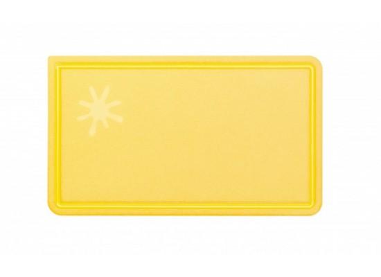 Eko mala rezalna deska rumena