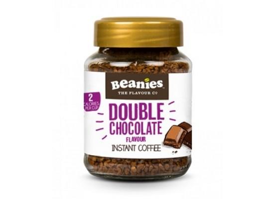 Razkošna kava-okus dvojne čokolade 50g