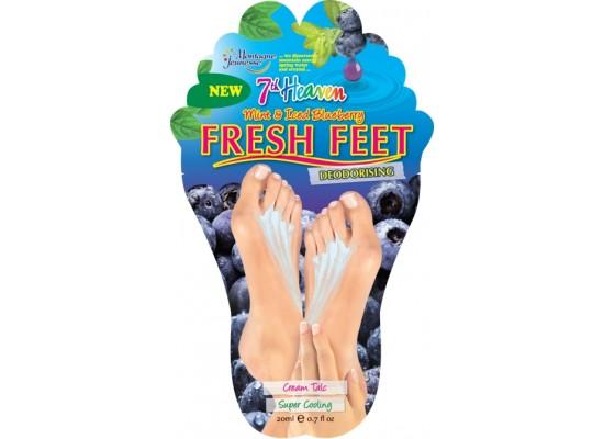 Montagne Jeunesse gel za nego stopal - Fresh Feet Sachet