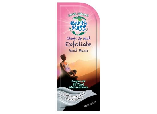 Montagne Jeunesse negovalna maska - Earth Kiss Clean Up Mud Mask Exfoliate
