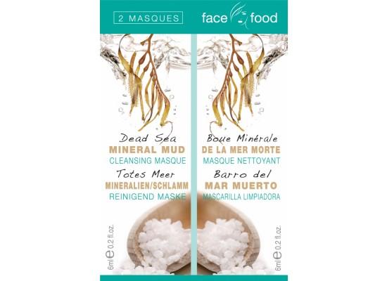 Montagne Jeunesse negovalna maska - Face Food Dead Sea Mineral Mud