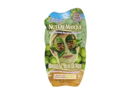 Montagne Jeunesse negovalna maska - Nut Oil Masque