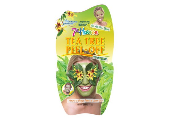 Montagne Jeunesse negovalna maska - Tea Tree Peel Off