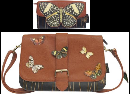 Paket torbica in šal Bohemia