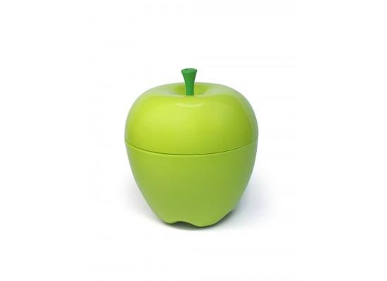 Posoda za hrano jabolka - zelena