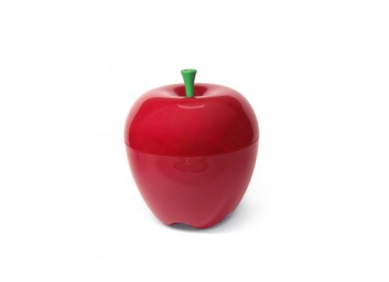 Posoda za hrano jabolko – rdeča