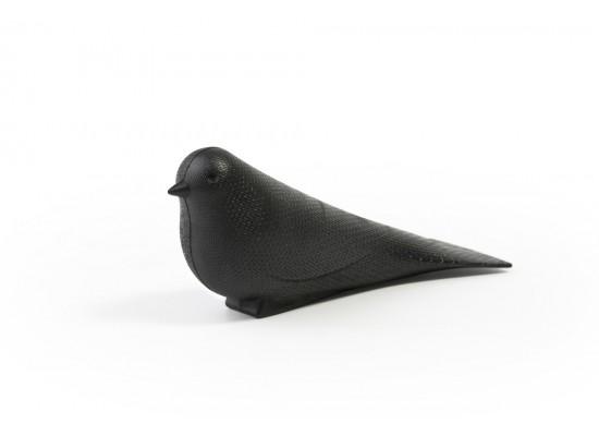 Stoper za vrata golob - črn