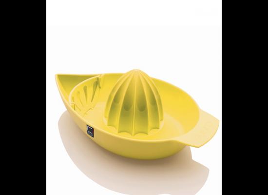 Ožemalnik za citruse rumen