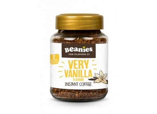 Razkošna kava-okus vanilije 50g