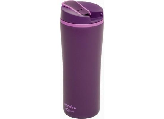 Reciklirani termo lonček flip-seal 0.35 l, vijoličen