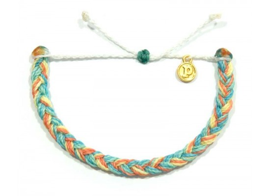 Zapestnica pletena - morje in plaža