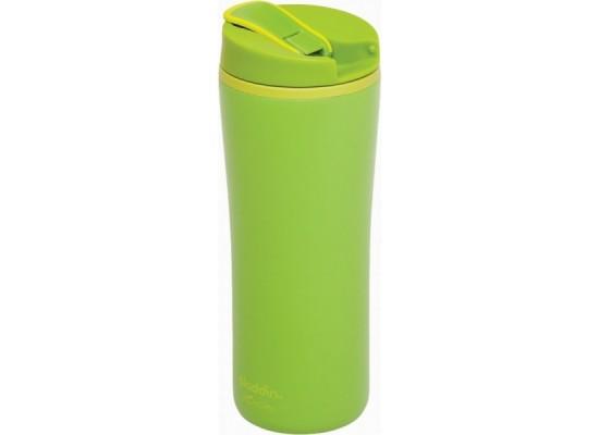 Reciklirani termo lonček flip-seal 0.35 l, zelen