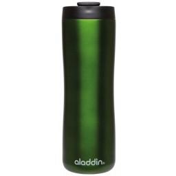 Termovka iz nerjavečega jekla Flip-Seal 0,47 l, zelena