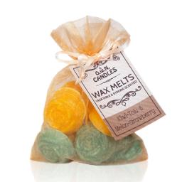 12 voskov v darilni vrečki - Kivi-Tolu & Melona-Jagoda