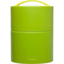 Termo posoda za hrano bento 0.95l zelena