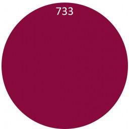Gel lak za nohte deep magenta 733