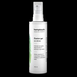 Konopljin čistilni gel za obraz, 100 ml