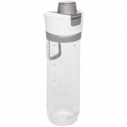 Steklenička Active Hydration Tracker 0,80 l, bela