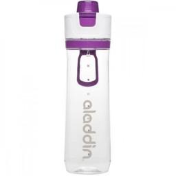Steklenička Active Hydration Tracker 0,80 l, vijolična