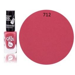 Gel lak za nohte vintage roza 712