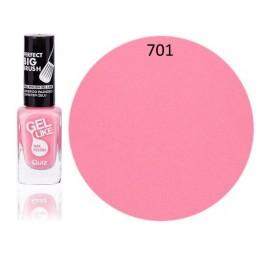 Gel lak za nohte roza 701