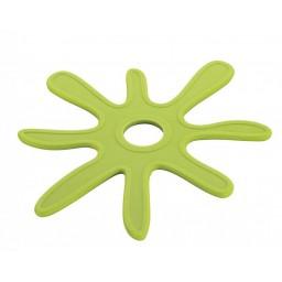Eko podstavek za vročo posodo zelen