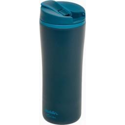 Reciklirani termo lonček flip-seal 0.35l moder