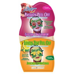 Duo negovalna maska za obraz - Peel Off Masque/Lemon Zest