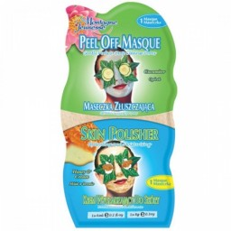 Duo negovalna maska za obraz - Peel Off Masque/Skin Polisher