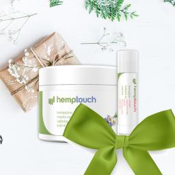 Božični Paket za lajšanje kožnih težav
