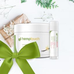 Božični Paket za suho kožo
