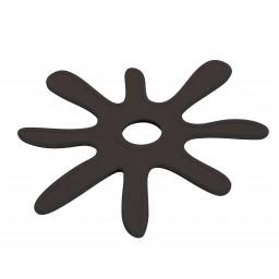 Eko podstavek za vročo posodo črn