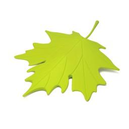 Stoper za vrata list – zelen
