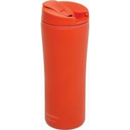 Reciklirani termo lonček flip-seal 0.35l rdeč