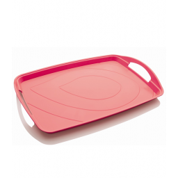 Nosilni pladenj roza