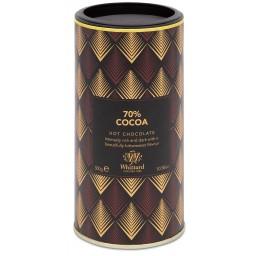 Temna vroča čokolada s 70% kakava