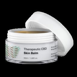 Konopljino terapevtsko CBD mazilo za kožo 50ml