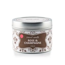 Potovalna sveča - Vrtnica-Šampanjec